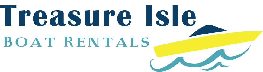 Boat Rentals in Treasure Island at Treasure Isle Boat Rentals Logo